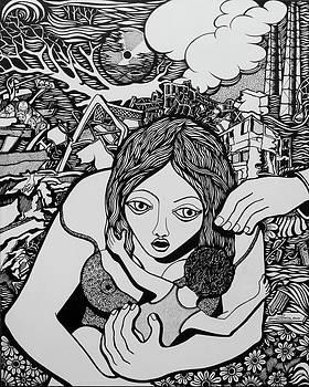 Fukushima - 2011 by Jose Alberto Gomes Pereira