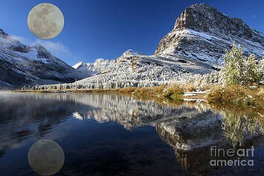 Adam Jewell - Full Moon At Grinnell