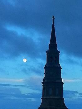 Full Moon In The Holy City by Joetta Beauford