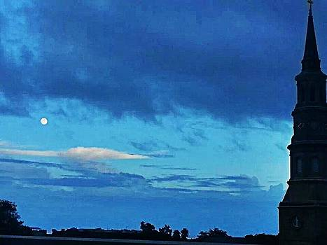 Full Moon in the Holy City Optimized by Joetta Beauford