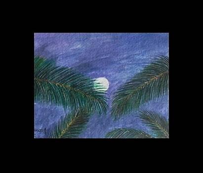 Full Moon by Usha Rai