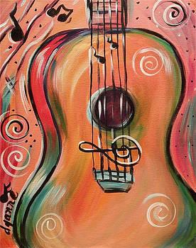 Funky Music by Dyanne Parker