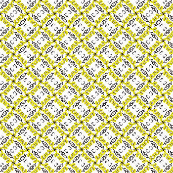 Funky Yellow by Savvycreative Designs