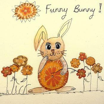 Funny Bunny by Hazel Millington