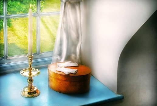 Mike Savad - Furniture - Lamp - In the window