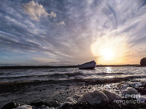 Fury over the Cleddau by Corinne Johnston