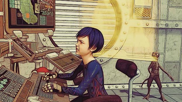 Liam Liberty - Future Girl - Space Cadet