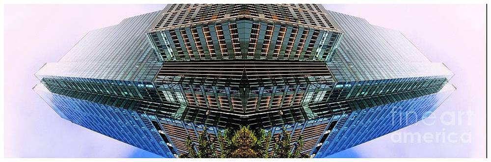 Futuristic Architecture by Daniela White