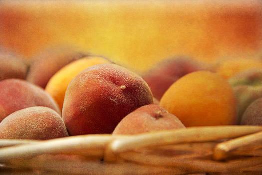 Fuzzy Peach by Shawn King