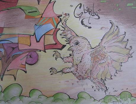 G birdy by Erik Franco