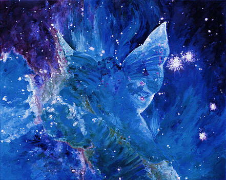 Julie Turner - Galactic Angel - Midnight
