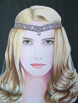 Galadriel of Lothlorien by Constance DRESCHER