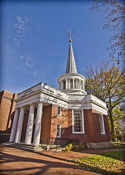 Galbreath Chapel by Shirley Tinkham