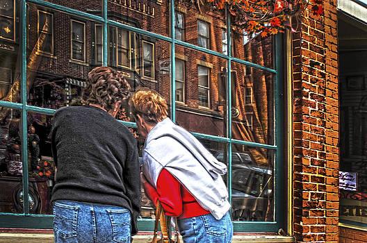 Randall Branham - Galena Window Shopping