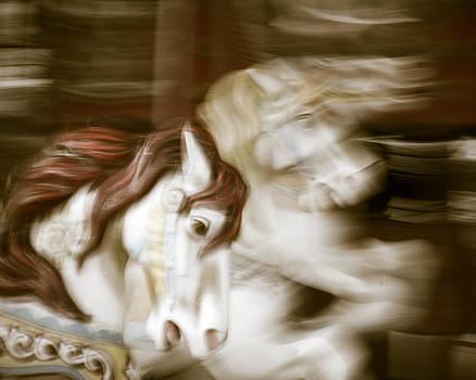 Gallop 3 by Takeshi Okada