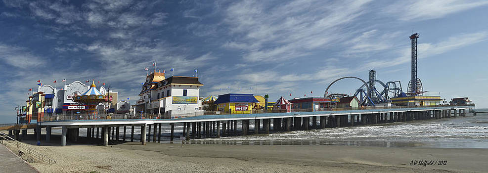 Allen Sheffield - Galveston Pleasure Pier