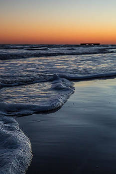 Galveston Winter by Chris Multop