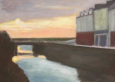 Galway Sunrise by Sarah Vandenbusch