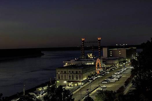 Barry Jones - Gambling on the Mississippi