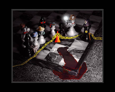 Mike Savad - Game - Chess - It