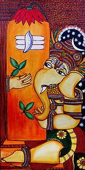 Ganapathy by Saranya Haridasan