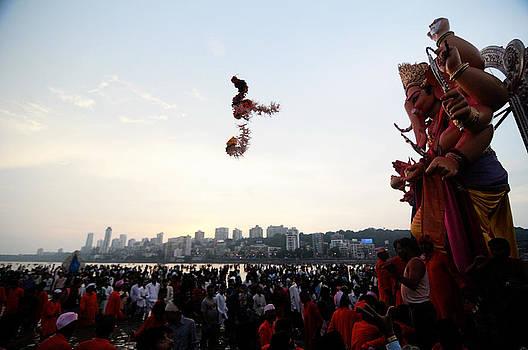 Ganesha Blessings by Money Sharma