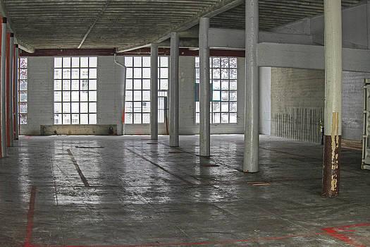 Garage III by Lauren Steinhauer