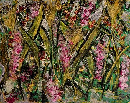 Garden 2 by Debra Kent