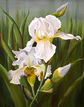 Garden Goddess by Sherry Cullison