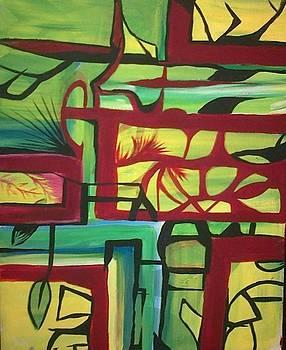 Garden of Eden by Ruth Njenga