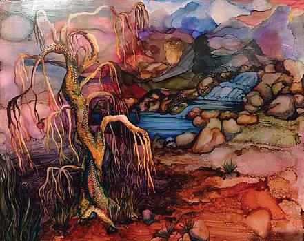 Garden Of Heathen by Harold Shull