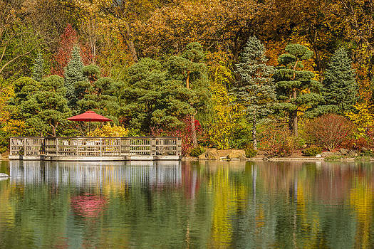 Garden of Reflection by Sebastian Musial