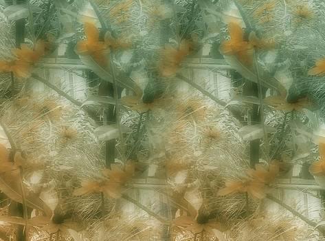 Garden Reverie One by Lynn De Serres