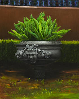 Garden Satyr by Gary  Hernandez