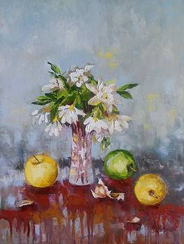 A Lasting Fragrance by Brandi  Hickman
