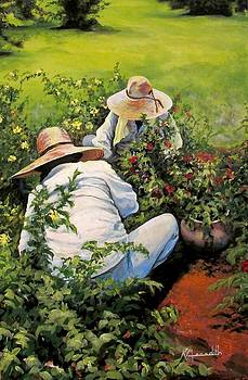 Gardening A Passion by Kevin Meredith