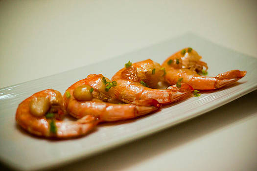 Garlic Honey Shrimp by Kid's Play