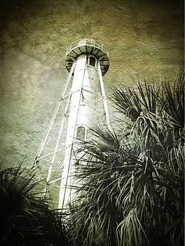 Gasparilla Island Light by Stella Oliver