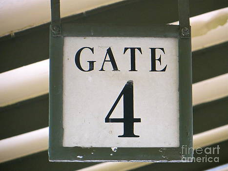 Gate #4 by Joy Hardee