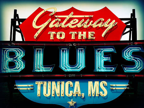 Terry Eve Tanner - Gateway to the Blues