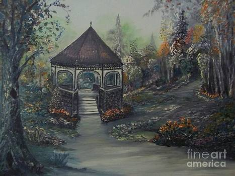 Gazebo by Rhonda Lee