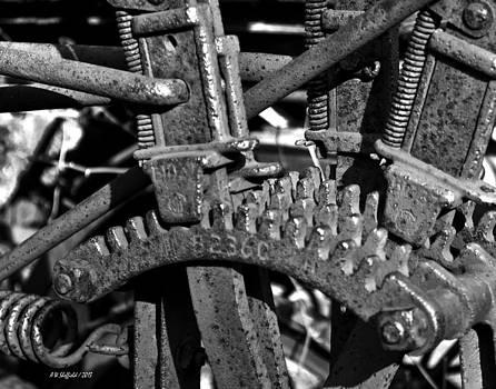 Allen Sheffield - Gears in Monochrome