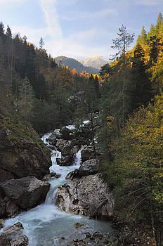 Gega river by Kirill Puchkov