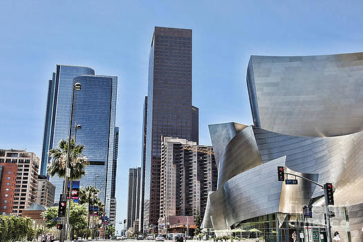 Chuck Kuhn - Gehry Los Angeles