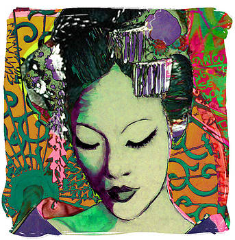 Geisha Series 2 by Susan Washington