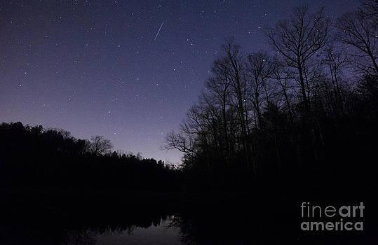Jonathan Welch - Geminid Meteor