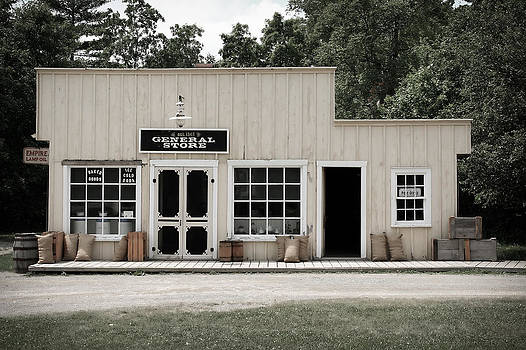General Store by Jim Nelson