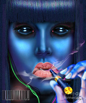 Generation Blu - Fully Loaded and Smoking by Reggie Duffie