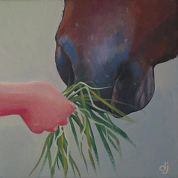 Gentle Offering by Dorothy Jenson