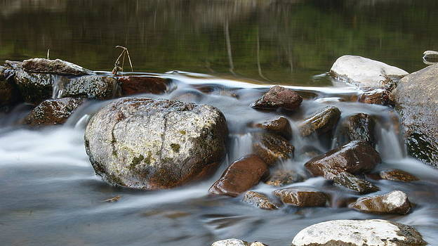 Gentle Stream by Justin Soules